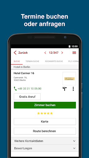 Das Telefonbuch with caller ID and spam protection  screenshots 4