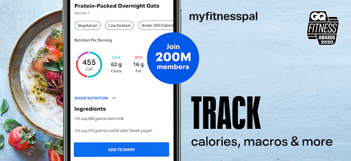 Foto do Calorie Counter - MyFitnessPal