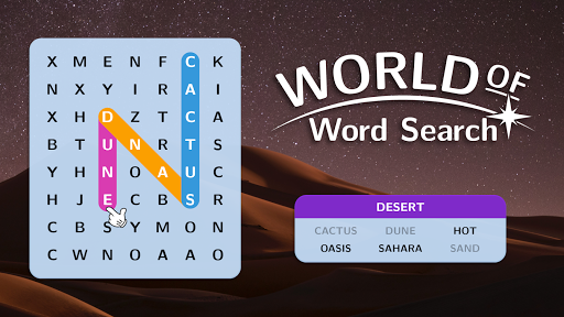 World of Word Search 1.4.0 screenshots 7
