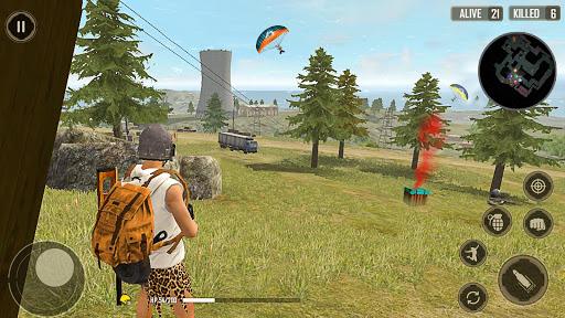 Shooting Squad Survival : Free Fire Survival Squad  Screenshots 10