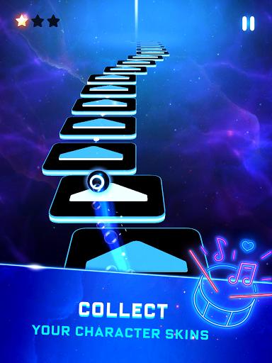 Jump Ball: Tiles and Beats 1.3.3 screenshots 16