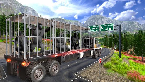 Dinosaur Rampage Attack: King Kong Games 2020 1.0.1 screenshots 13