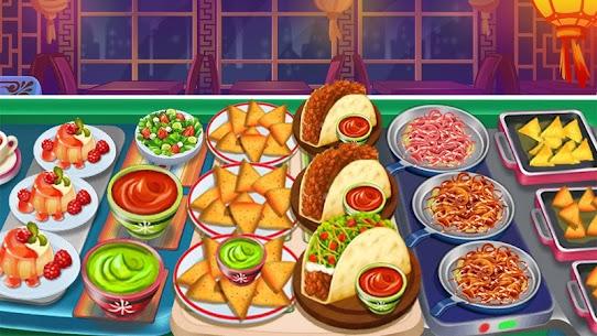 الطبخ اللذيذ: ألعاب طبخ مطعم الشيف 4