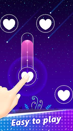 Magic Piano Pink Tiles - Music Game  screenshots 2