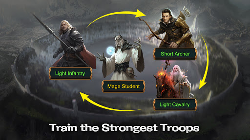 The Third Age - Epic Fantasy Strategy Game  screenshots 4