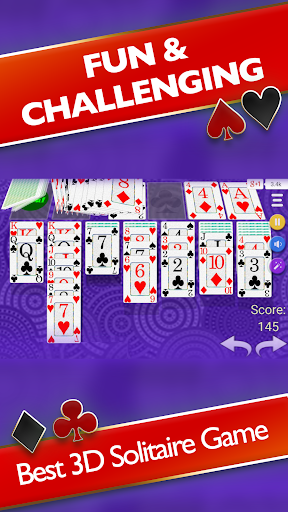 Solitaire 3D - Solitaire Game 3.6.5 screenshots 3