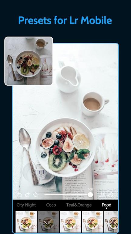 Presets for Lightroom mobile - Koloro  poster 5