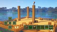 Craft World - Master Building Block Game 3Dのおすすめ画像3