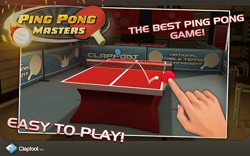 Ping Pong Masters 1.1.4 Screenshots 6