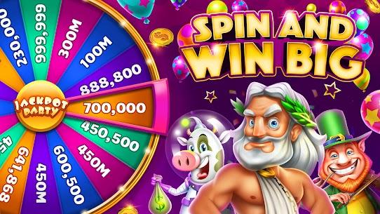 Jackpot Party Casino Games MOD APK (Unlimited Money) 1