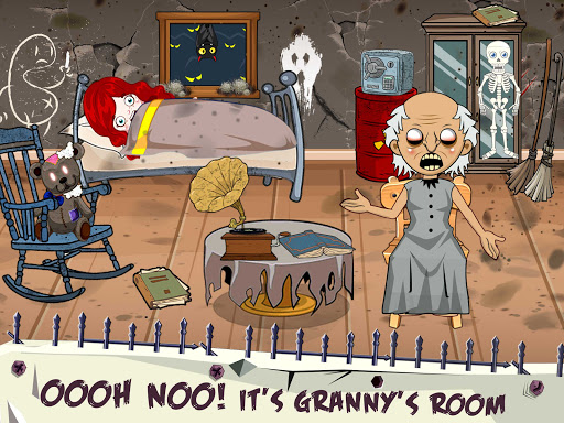 Mini Town: Horror Granny House Scary Game For Kids 2.2 screenshots 12