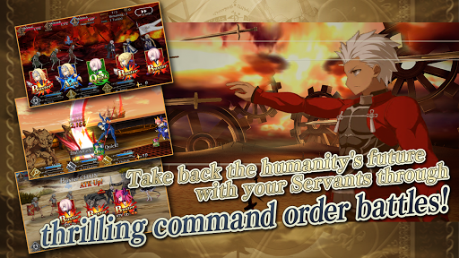 Fate/Grand Order (English) screenshots apk mod 3