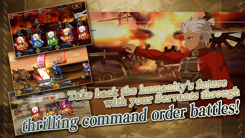 Fate/Grand Order (English) – Apps on Google Play poster 2