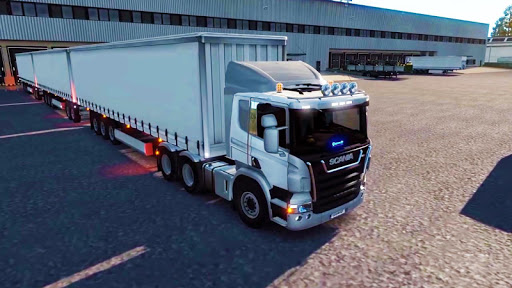 Lorry Truck Simulator:Real Mobile Truck Transport 1.2 screenshots 2