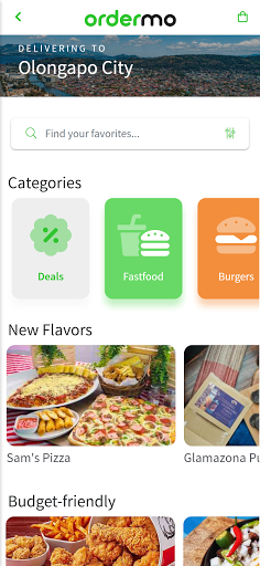ordermo - Hassle-Free Delivery Service and more! 1.22.0 Screenshots 3