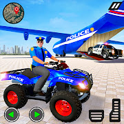 Airplane Transport Simulator Car Driving Games