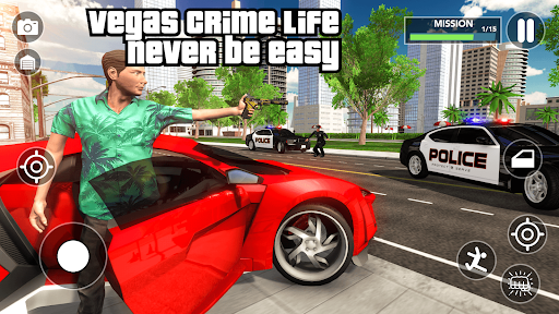 Great Theft Auto Cool City Stories apkpoly screenshots 1