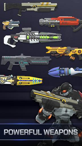 Spacelanders: Sci-Fi Shooter 1.5.5 screenshots 3