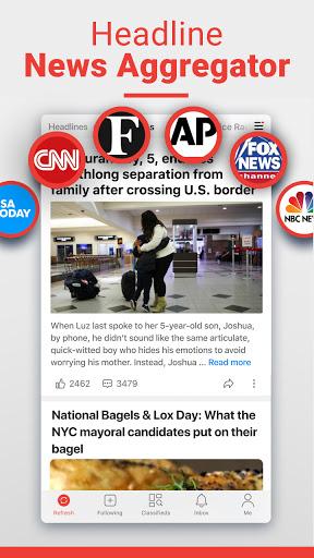 News Break: Local Breaking Stories & US Headlines  Screenshots 6