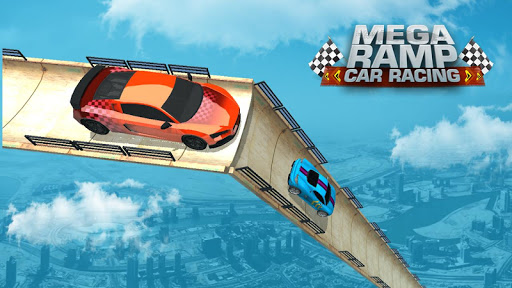Mega Ramp Car Racing :  Impossible Tracks 3D 5.5 Screenshots 9