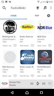80000+ Free FM Stations - Radio Mobi - World Radio