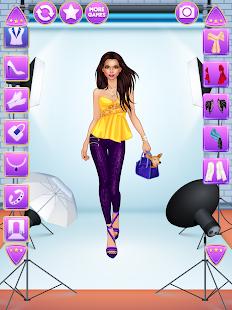 Fashion Model 2020 - Rising Star Girl 1.4 Screenshots 17