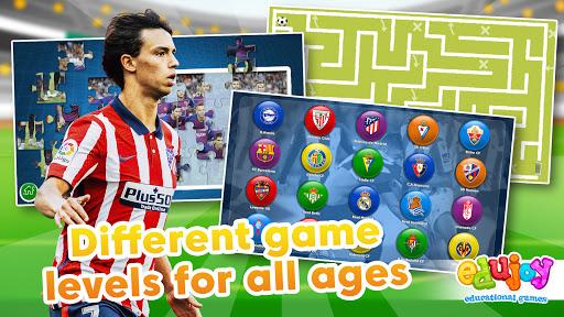 La Liga Educational games. Games for kids screenshots 4