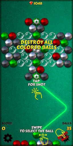 Magnet Balls PRO Free: Match-Three Physics Puzzle screenshots 6