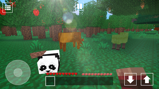 Cube Craft: Free World Exploration 1.3.7 Screenshots 3