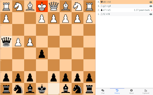 Chessplaying with a friend. Play chess online free  screenshots 12