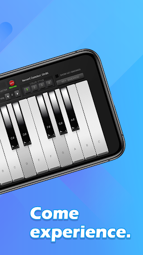 Piano Keyboard - Free Simply Music Band Apps 1.3 Screenshots 4