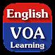 VOA Learning English: Listening & Speaking