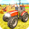 Real Farming Tractor Drive Simulator 21 Simgesi