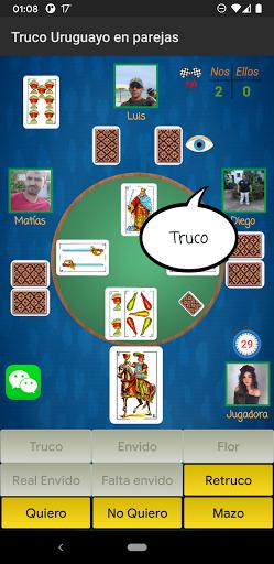 Truco Uruguayo  screenshots 5