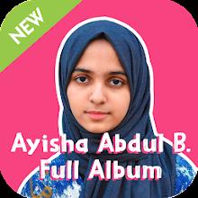 Ayisha Abdul Basith Song Full Album Offline icon