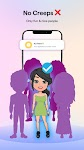 screenshot of Vibe: Make new friends safely over fun activities