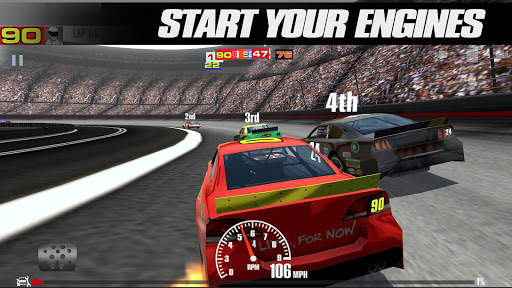 Télécharger Stock Car Racing APK MOD (Astuce) screenshots 2