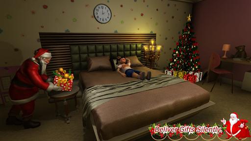 Christmas Flying Santa Gift Delivery apkdebit screenshots 10