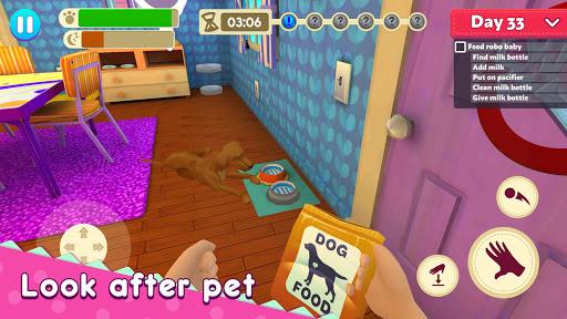 Mother Simulator: Happy Virtual Family Life 1.6.1 screenshots 5