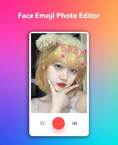 Face Emoji Photo Editor  Screenshots 7