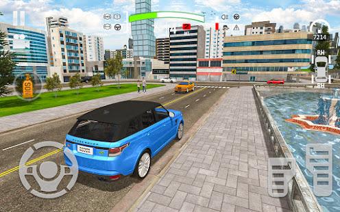 Crazy Car Driving & City Stunts: Rover Sport 1.18 Screenshots 3