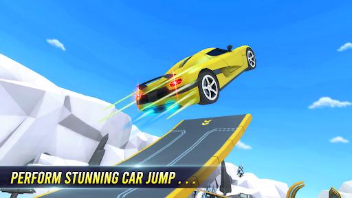 Mega Ramps - Galaxy Racer  screenshots 2