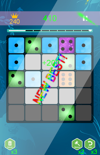 domino 7! block puzzle screenshot 3