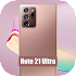 Samsung Note 21 Ultra Launcher / Note 21 Wallpaper