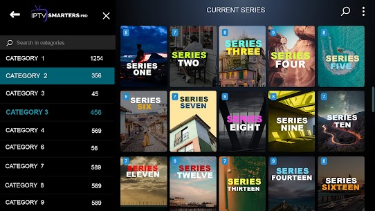 IPTV Smarters Pro MOD APK 3.0.9.6 (Ads Free) 7