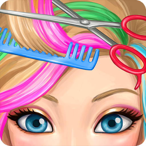 Hair Salon Makeover