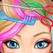 ヘアサロン・メークオーバー - 美容室体験ゲーム - Androidアプリ