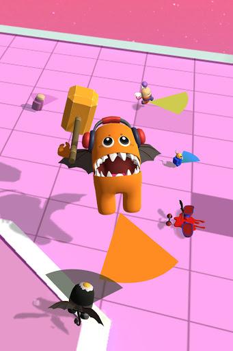 Imposter Smashers 2 - cute survival io games screenshots 18