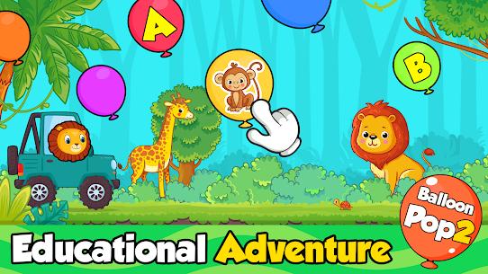 Balloon Pop : Toddler Games for preschool kids 1