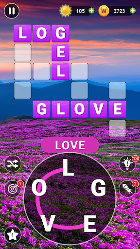 Wordcross Garden 2.1.206 screenshots 3